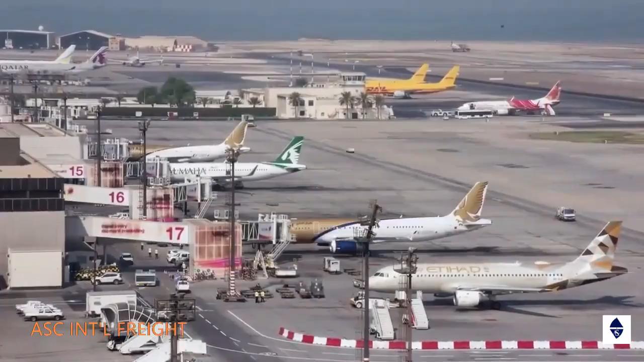 Грузовые авиаперевозки из Китая в Хартум, Южную Африку, Триполи, Азербайджан, Бангладеш, Dhl в Австралию, тариф Канады