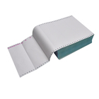 241*280 Computer Paper Computer Printing Paper Carbonless For Invoice Receipt Bill For Dot Matrix Printer