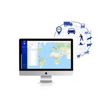 WanWayTech Platform gps tracker, sim card gps tracking device google maps for online tracking
