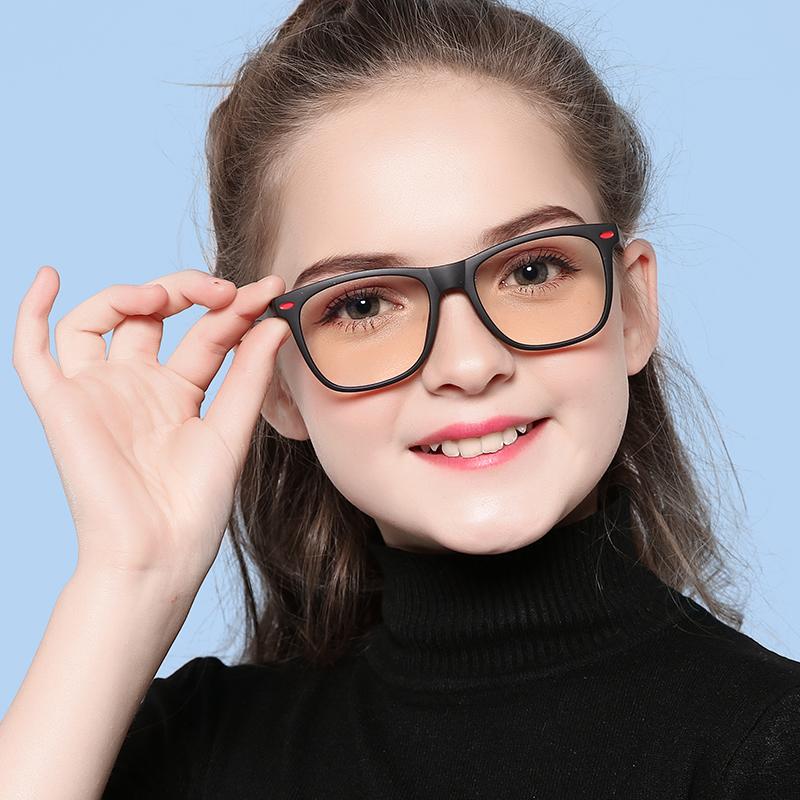 Il 2020 Più Nuovo Blocco Bicchieri di Luce Blu Su Misura di Disegno di Modo Occhiali Bambini TR90