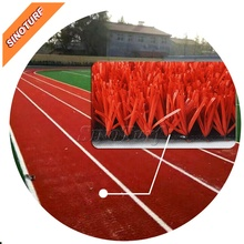 Rood running, atletisch, plastic spoor turf, <span class=keywords><strong>gras</strong></span>, <span class=keywords><strong>gazon</strong></span> voor tiener