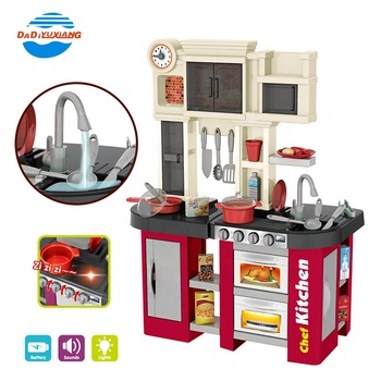 Juguete De Cocina | Multifunction Pretend Play House Children Toy Kitchen Set Toy For Girls