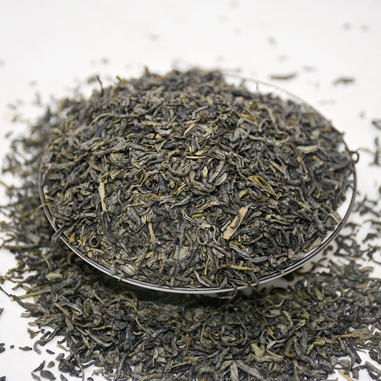 Healthy Slimming Premium Quality Green Tea Chunmee 41022 - 4uTea | 4uTea.com