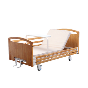 2019 Best popular high grade solid material china home care bed