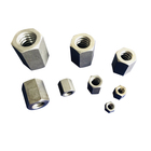 Nuts Delicate Top Hit Rates Product Top Quality In Stock Fasteners Hex Heavy Tall Nuts For Industry