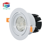 High quality Commercial lights flush mounted indoor COB recessed 20W LED Downlight