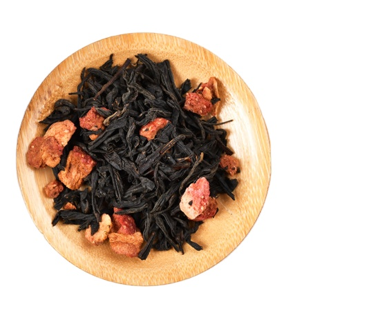 Healthy Natural Strawberry Black Tea with Best Price for Export - 4uTea | 4uTea.com