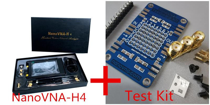 Original Hugen NanoVNA-H4 4.0