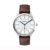 100 moq minimalist mesh watch custom stainless steel watch own brand men stylish watch new design