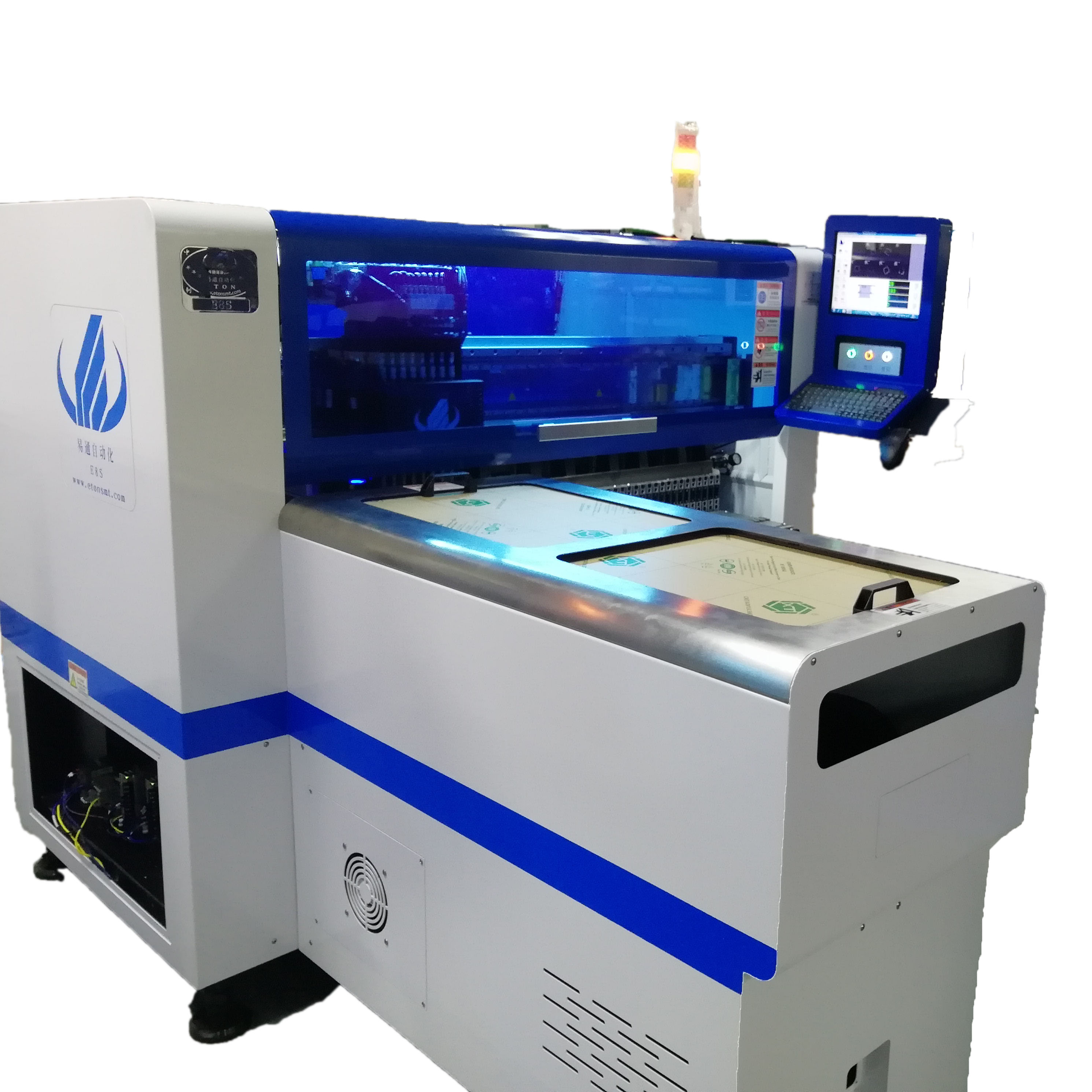 Flexible strip light 5050 3528 led light therapy machine   Smt production line