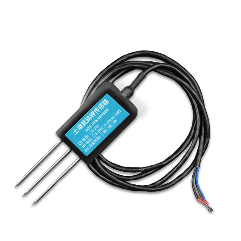 Высокоточный датчик солености почвы NPK RS485, выход 4 ~ 20 мА