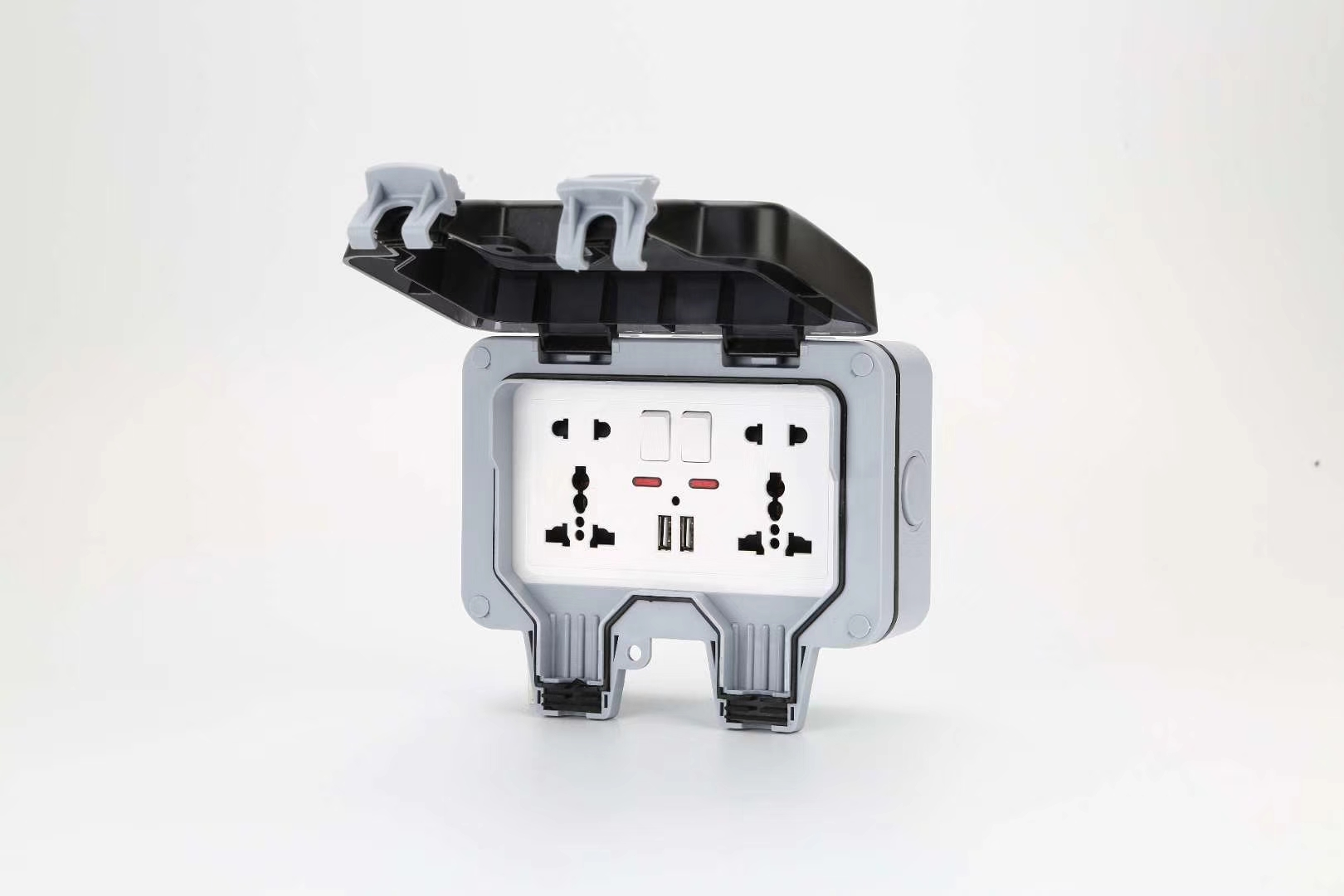 Ip66 Weather Proof Wall Socket And Switch For Outdoor