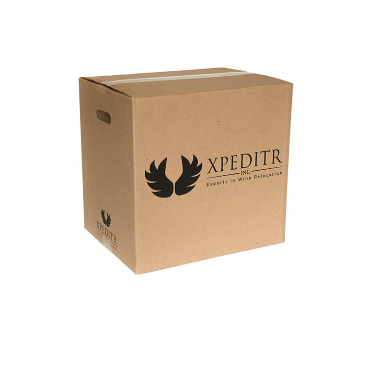 Moving for Shipping Carrier Bottle Wine Storage Box