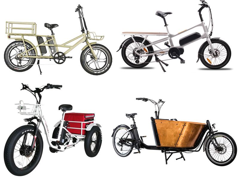 Bafang Ultra M620 Sepeda Kargo Listrik, Ban Lemak Dua Roda Berkendara Tengah 48V 1000W Dropship