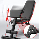 Incline Bench Fitness Gym Equipment Exercise Incline Adjustable Weight Bench Barbell