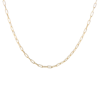 Factory price S925 sterling silver fashion jewelry white gold/18K gold plated thin chain necklace