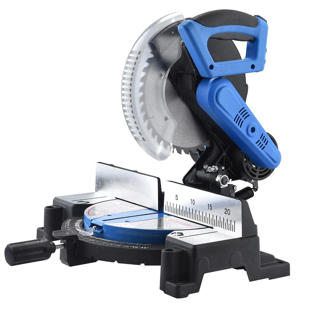 255mm 1400W high quality single industrial miter saw