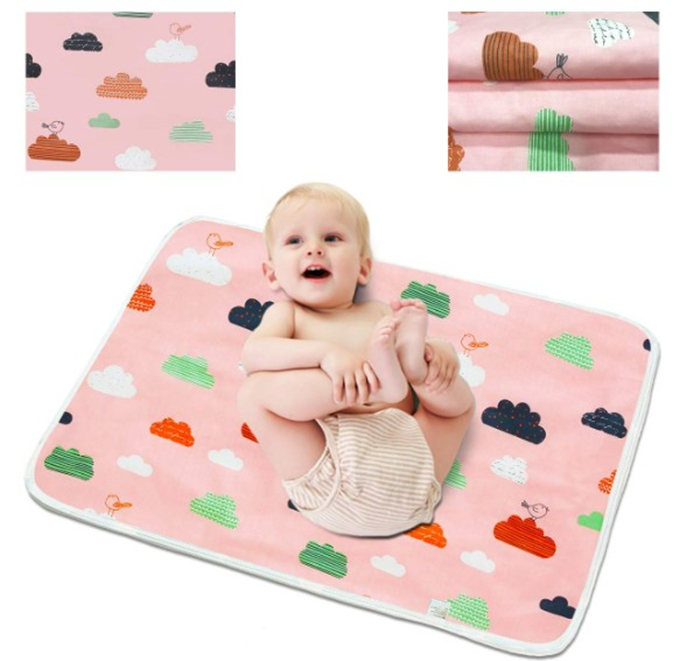 Hot selling Waterproof Baby changing Mat Outdoor Portable Baby Changing Pad