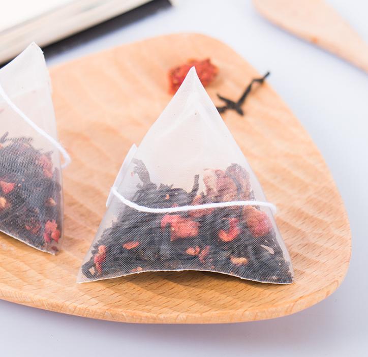 Flavored Tea Product Type Black Tea with Strawberry Added - 4uTea | 4uTea.com