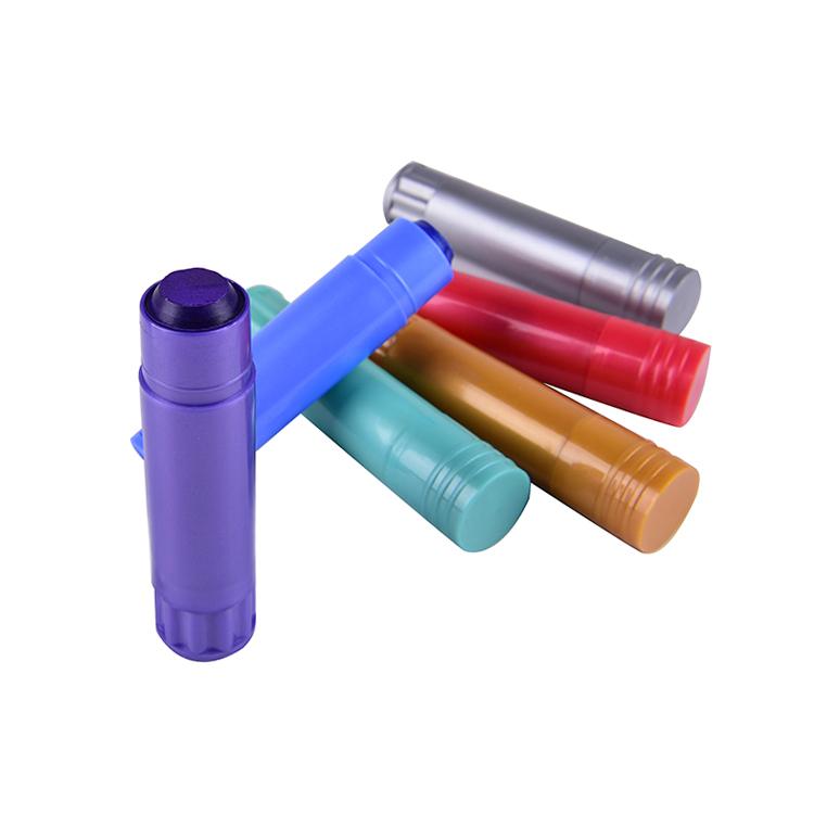 ขายส่งราคาโรงงานที่มีคุณภาพสูง6สีล้างทำความสะอาดได้โลหะดินสอสีครีม