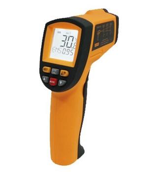S hw1651 Industriel Laser Infrarouge Numérique Sans Contact Thermomètre Infrarouge Pyromètre Numérique Buy Pyromètre Optique,Thermomètre Infrarouge