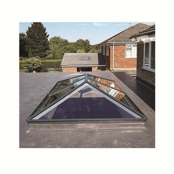 Topwindow Aluminium Frame Automatic Triangle Pyramid ...