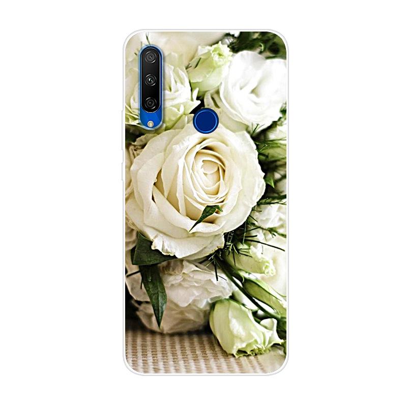 Для DOOGEE Y9 Plus чехол для телефона мягкий силиконовый чехол с принтом Для Doogee Y9 Plus противоударный чехол Для Doogee Y9Plus Coque(Китай)