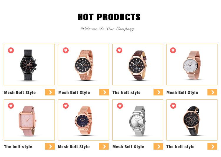 저렴한 합금 여성 시계 프로모션 시계 클래식 시계