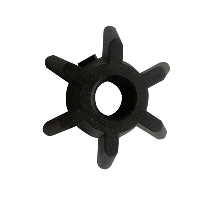 OEM ODM Manufacturer Customized Injection Mold Plastic Impeller Module Rubber Plastic Impeller, Plastic Parts