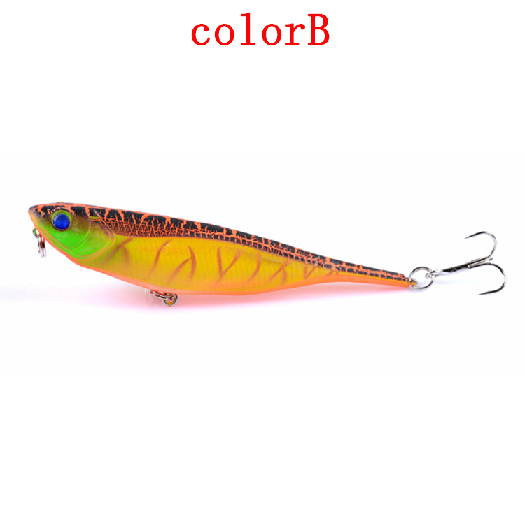 Amazon hot vendas por atacado 9.9 centímetros fishing lure chocalho banda