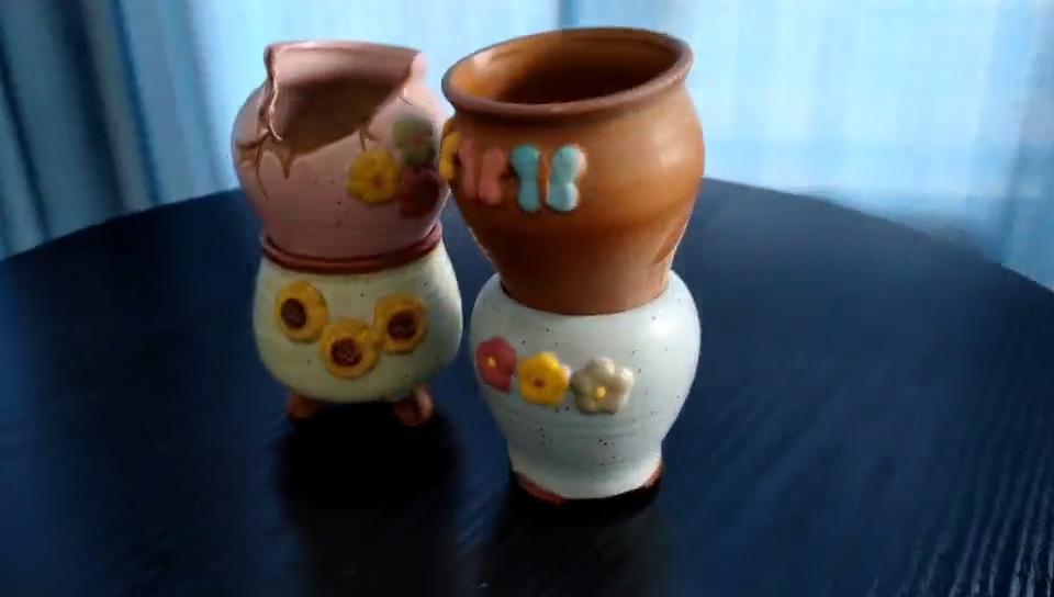 Venta al por mayor Mini suculentas planta cerámica pote de flor para mesa