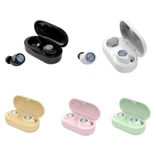 Mini tws in-ohr drahtlose kopfhörer stereo <span class=keywords><strong>bluetooth</strong></span> 5,0 kopfhörer für android smart phone earbuds headset ohr knospen wireless