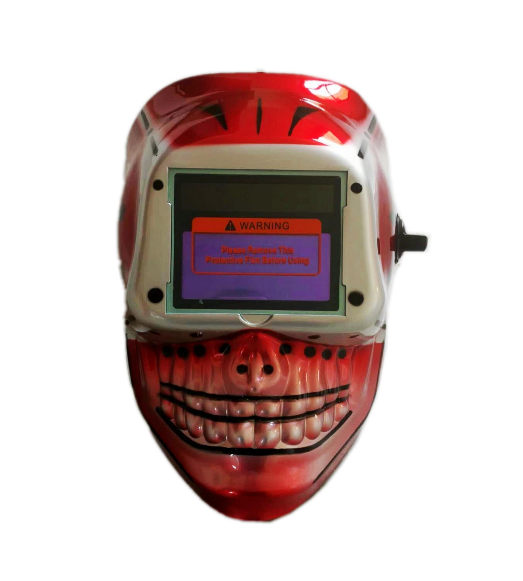 Skull Welding Mask Skull Welding Helmet With Low Price Buy Welding Helmet With Respirator Welding Mask Product On Alibaba Com