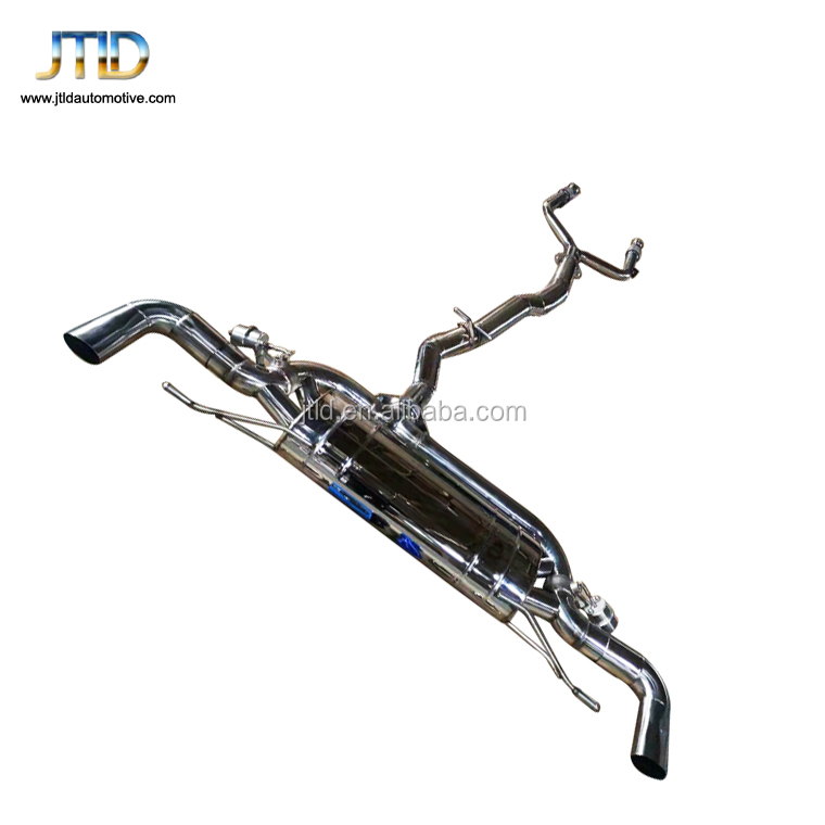 High  performance Exhaust System  exhaust Catback for 2017 Benz GIS450 3.0 v8