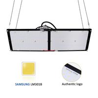 Kingbrite samsung lm301b top bin red 660nm Quantum led board 240w hlg grow light