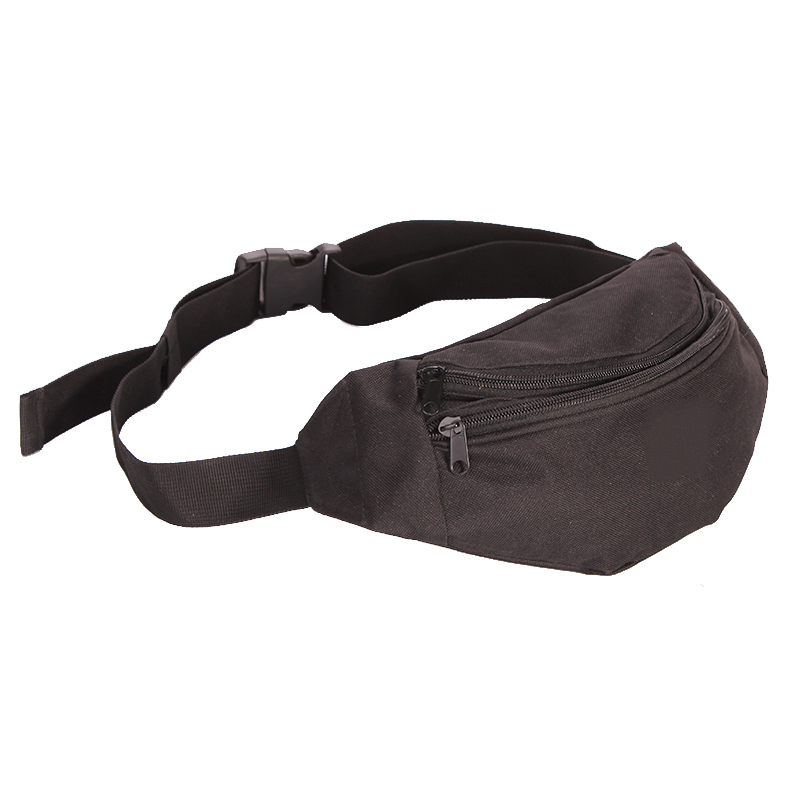 New Product Waist Bag Travel Sling Shoulder Bags Canvas Chest Fanny Pack