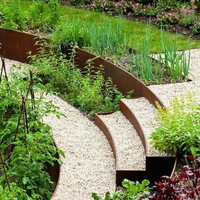 Grossiste Bordure Jardin Acier Acheter Les Meilleurs Bordure