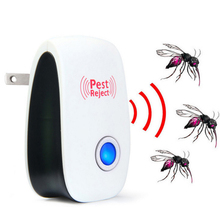 Pest reject Ultrasonic Repeller repelente Para animales ยุงแมลงแบบพกพา de insectos repellent Killer