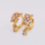 2019 Beautiful Artificial Diamond New Style Decorative Earrings