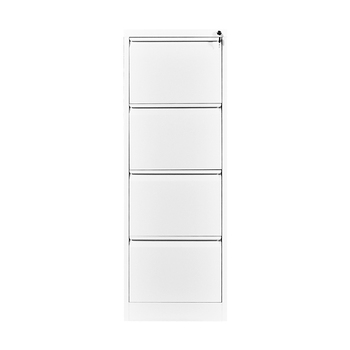 Office Equipment 4 Drawer Filing Cabinet Metal Cabinet with Partition in Drawers