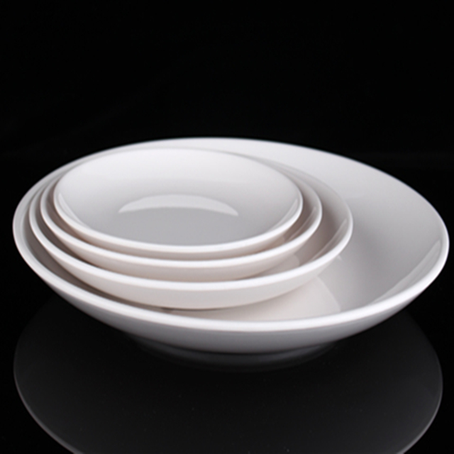 Hot Sale Amazon Melamine Plastic Plate Best Quality With Nice Price Food Plate Accept small quantity customizing