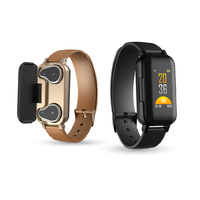Creatway T89 2 in 1 smart watch with TWS ear buds