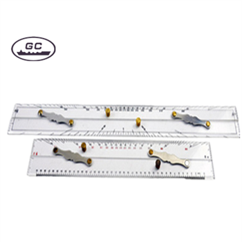 Factory Price 450 / 600mm Length Marine Measuring Parallel Ruler with IMPA  Standard, View Parallel Ruler, OEM Product Details from Wuxi Guochuan  Marine Equipment Co., Ltd. on Alibaba.com
