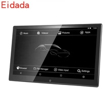 Eidada-1258AHR 12.5 Pollici Android 9.0 Auto Poggiatesta Monitor 1920 * 1080HD Video Mp5 Giocatore Dello Schermo di Tocco di WIFI/Bluetooth/ USB/Logo/HDMI