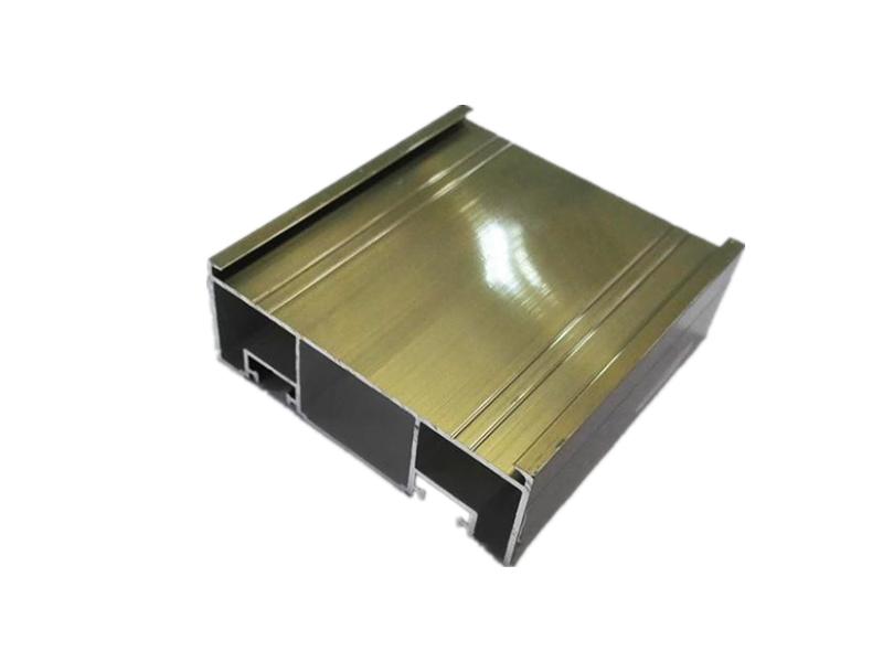 SHENGXIN 6063T5 anodized extrusion aluminum window profile 6061windows aluminio