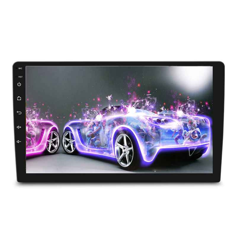 Factory Supply 9inch 2din Android 8.1 System Capacitive Screen Full Touch Screen Mirror Link IOS And Android Phone Car <strong>Player</strong>
