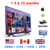 USA Canada IPTV smarter for IOS Android m3u mag box 3000+ Arabic/French/UK Channel free 4000+ VOD Smarters IPTV