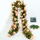 Flowers Artificial Decoration Flowers For Wedding Wholesale Artificial Silk Flowers Rose For Wedding Party Decoration