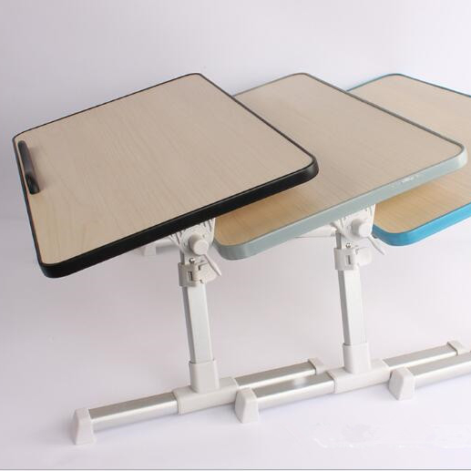 Hot selling premium quality multifunctional wooden height angle adjustable folding <strong>laptop</strong> <strong>table</strong>