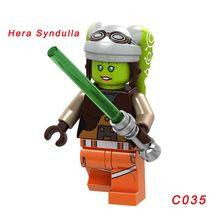 Фигурки из Звездных Войн Leia Han Solo Yoda Luke Sith Lord Darth Vader Maul Revan Dooku Sidious, строительные блоки, кирпичи, игрушки(Китай)